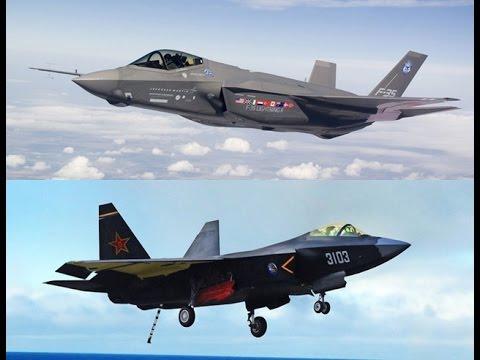 Kemiripan F35 vs J31 Shenyang