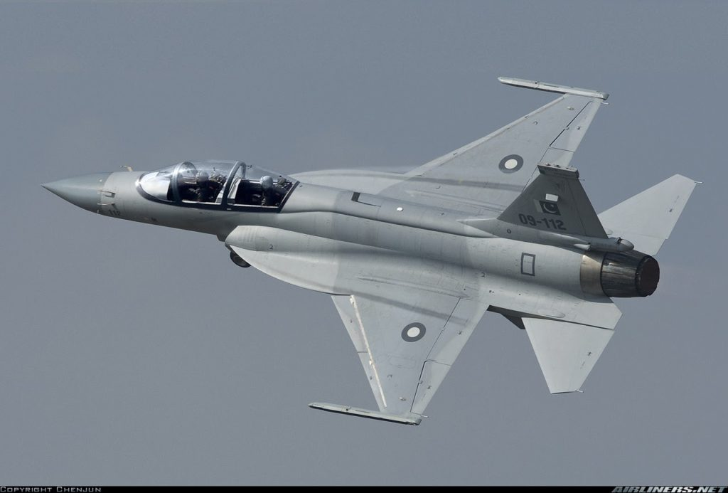 JF-17 Thunder block II foto: airdefence