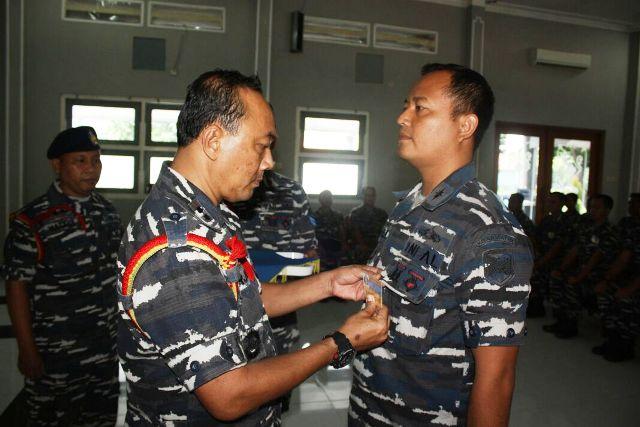 Kolarmatim Buka Pelatihan Kesatuan Persiapan Pengambilan Kapal Selam Baru dari Korea Selatan. Foto: Dispen Armatim