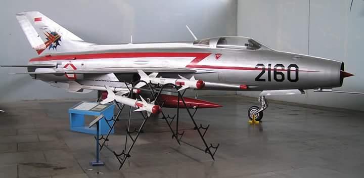 Pesawat Mig-21, paling canggih di era tersebut