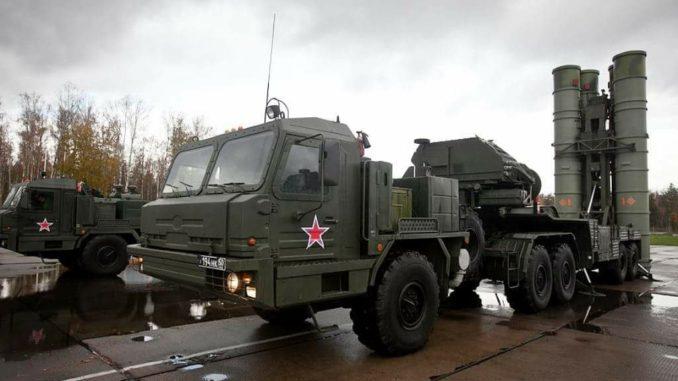 Nelad Beli Rudal Arhanud S-400 Buatan Rusia, Turki Diancam