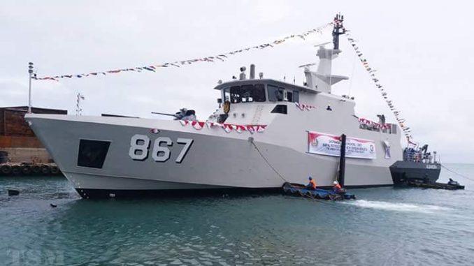 KRI Albakora, Kapal Patroli Segesit Tuna Putih yang Mampu Arungi Samudera Selama Enam Hari
